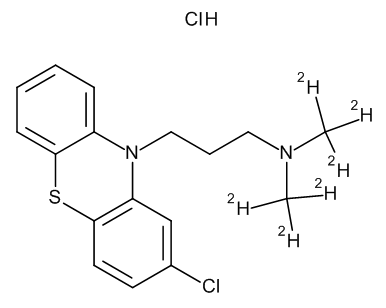 Chlorpromazine-d6 Hydrochloride