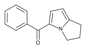 Phenyl(2,3-dihydro-1H-pyrrolizin-5-yl)methanone