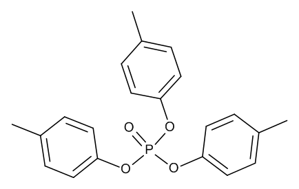 Phosphoric Acid Tris(4-​methylphenyl) Ester