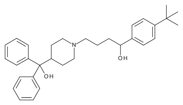 Terfenadine Assay Standard