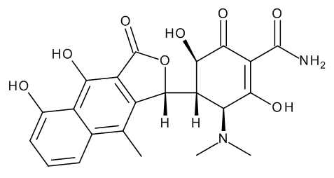 beta-Apo-oxytetracycline