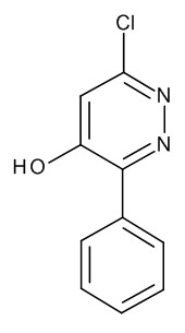 6-Chloro-4-hydroxy-3-phenyl-pyridazine