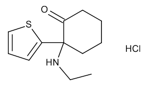 Tiletamine (hydrochloride)