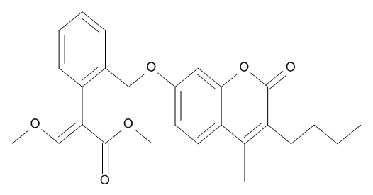 Coumoxystrobin