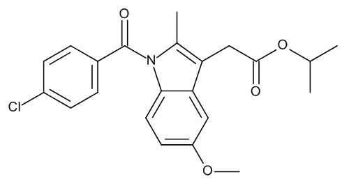Indomethacin Isopropyl Ester
