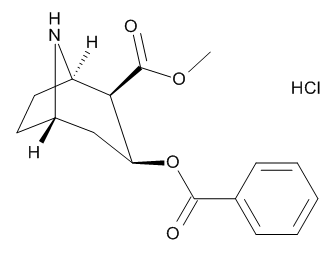 Norcocaine Hydrochloride