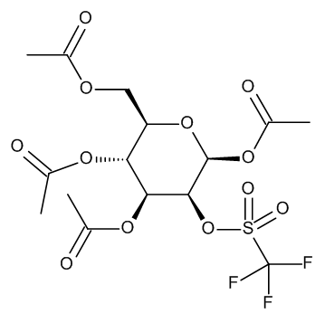 Tetra-O-acetyl-mannose triflate