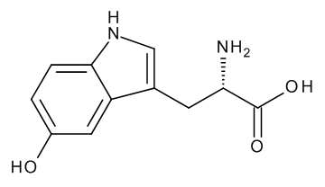 (S)-2-Amino-3-(5-hydroxy-1H-indol-3-yl)propanoic Acid (5-Hydroxytryptophan)