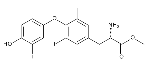 Liothyronine Methyl Ester