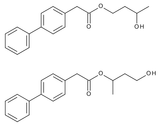 Felbinac 1,3-Butylene Glycol Esters (Mixture of Isomers)