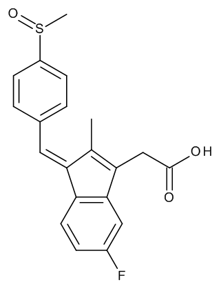 Sulindac Related Compound A
