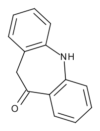 10-Ketoiminodibenzyl (10-Oxo-10,11-dihydro-5H-dibenz[b,f]azepine)