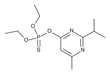 Diazinon 1000 µg/mL in Toluene