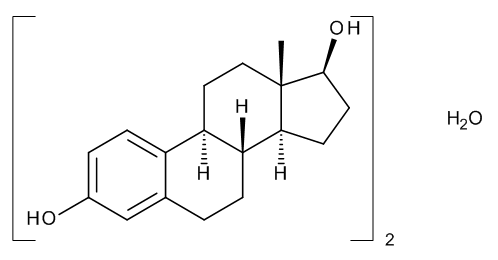 Estradiol hemihydrate Assay Standard