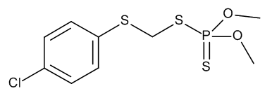 Carbophenothion-methyl