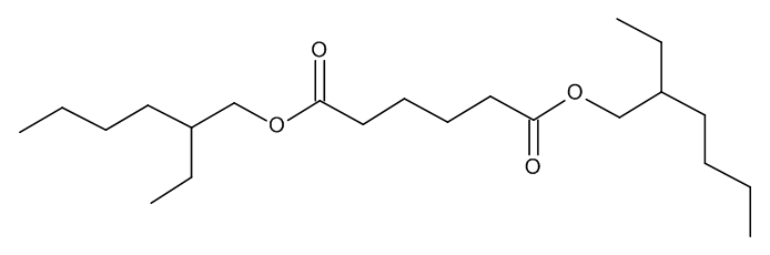 Adipic acid, bis-2-ethylhexyl ester 100 µg/mL in Acetone