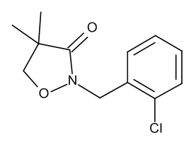 Clomazone 10 µg/mL in Acetonitrile
