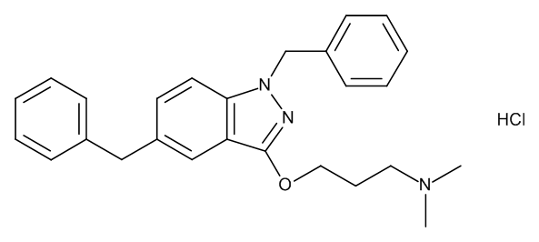 5-Benzyl Benzydamine Hydrochloride
