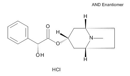 Homatropine Hydrochloride