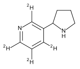 (R,S)-Nornicotine-d4