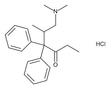 (5RS)-6-(Dimethylamino)-5-methyl-4,4-diphenylhexan-3-one Hydrochloride (Isomethadone Hydrochloride)