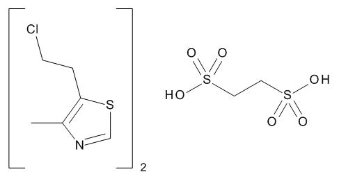 Clomethiazole Edisilate