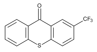 2-Trifluoromethylthioxanthone