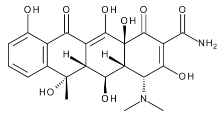 4-epi-Oxytetracycline