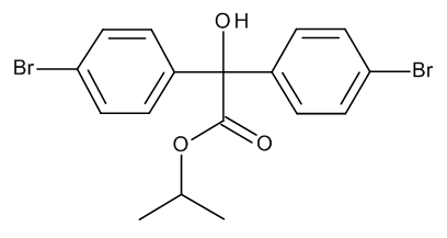 Bromopropylate 10 µg/mL in Acetonitrile