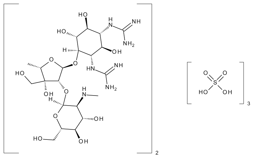 Dihydrostreptomycin sesquisulfate