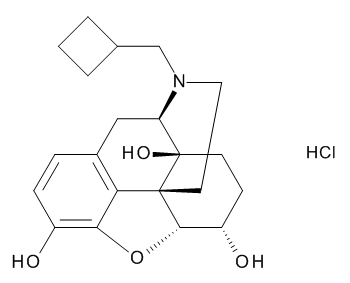 Nalbuphine Hydrochloride