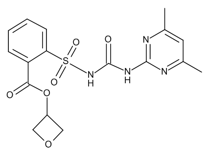 Oxasulfuron