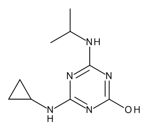Cyprazine-2-hydroxy