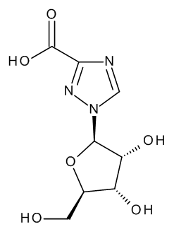 1-beta-D-Ribofuranosyl-1H-1,2,4-triazole-3-carboxylic Acid