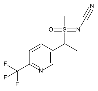 Sulfoxaflor 100 µg/mL in Acetonitrile