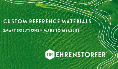 Custom Reference Materials Dr Ehrenstorfer