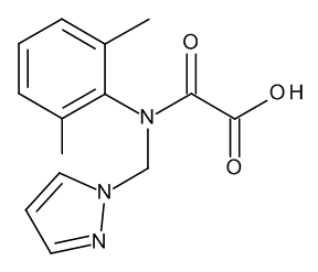 Metazachlor-oxalamic acid (OA)