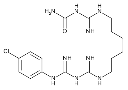 Chlorhexidine Dihydrochloride Impurity B