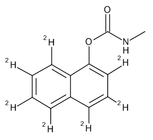 Carbaryl-d7