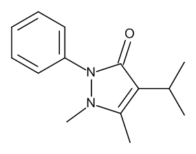 Propyphenazone