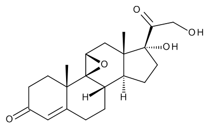 Hydrocortisone (9Beta,11Beta)-Epoxide