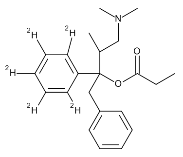 rac-Propoxyphene-D5 1.0 mg/ml in Acetonitrile