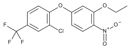 Oxyfluorfen 100 µg/mL in Methanol