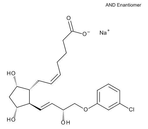 DL-Cloprostenol Sodium Salt