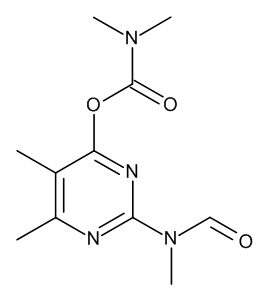 Pirimicarb-desmethyl-formamido 10 µg/mL in Acetonitrile