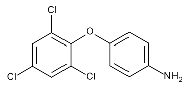 Chlornitrofen-amino 100 µg/mL in Cyclohexane