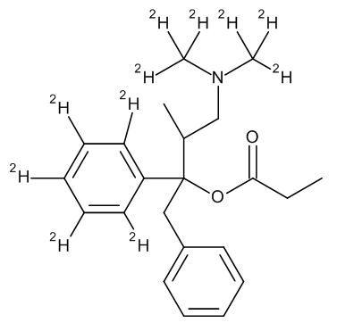 rac-Propoxyphene-D11 1.0 mg/ml in Acetonitrile