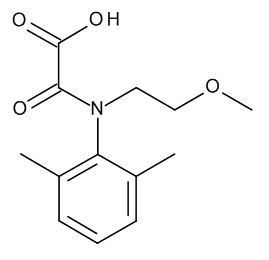 Dimethachlor-oxalamic acid (OA)