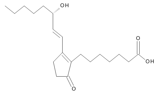 Prostaglandin B1