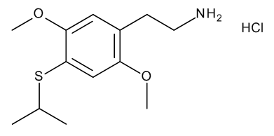 2C-T-4 (hydrochloride) (exempt preparation)